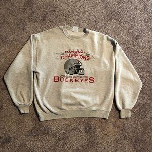 Other - Vintage Ohio State Buckeyes Crewneck Sweatshirt